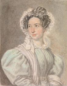 Portrait of Countess Maria Czapska