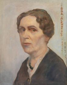 Portrait of the Artist's Sister Johanna