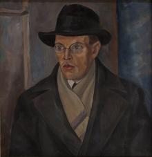 Portrait of a Young Man with a Hat
