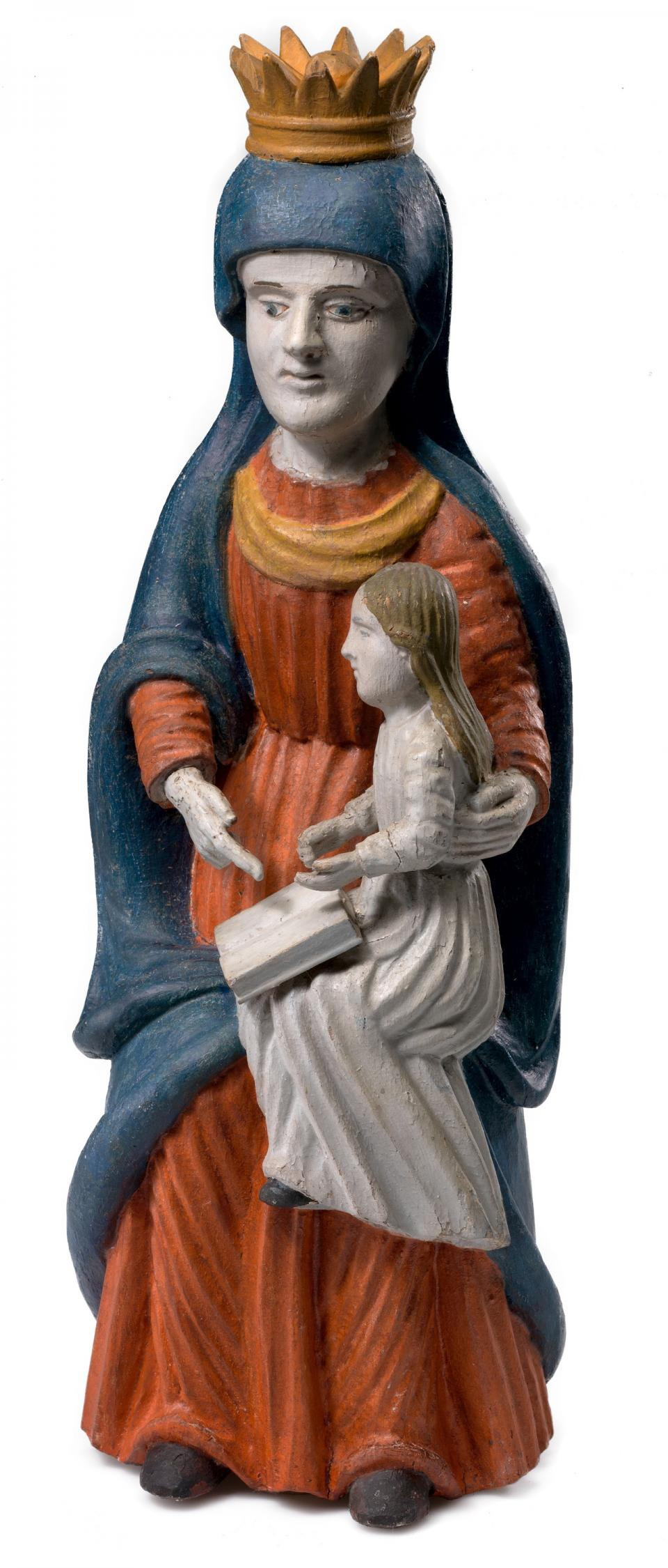 St Ann Teaching Mary
