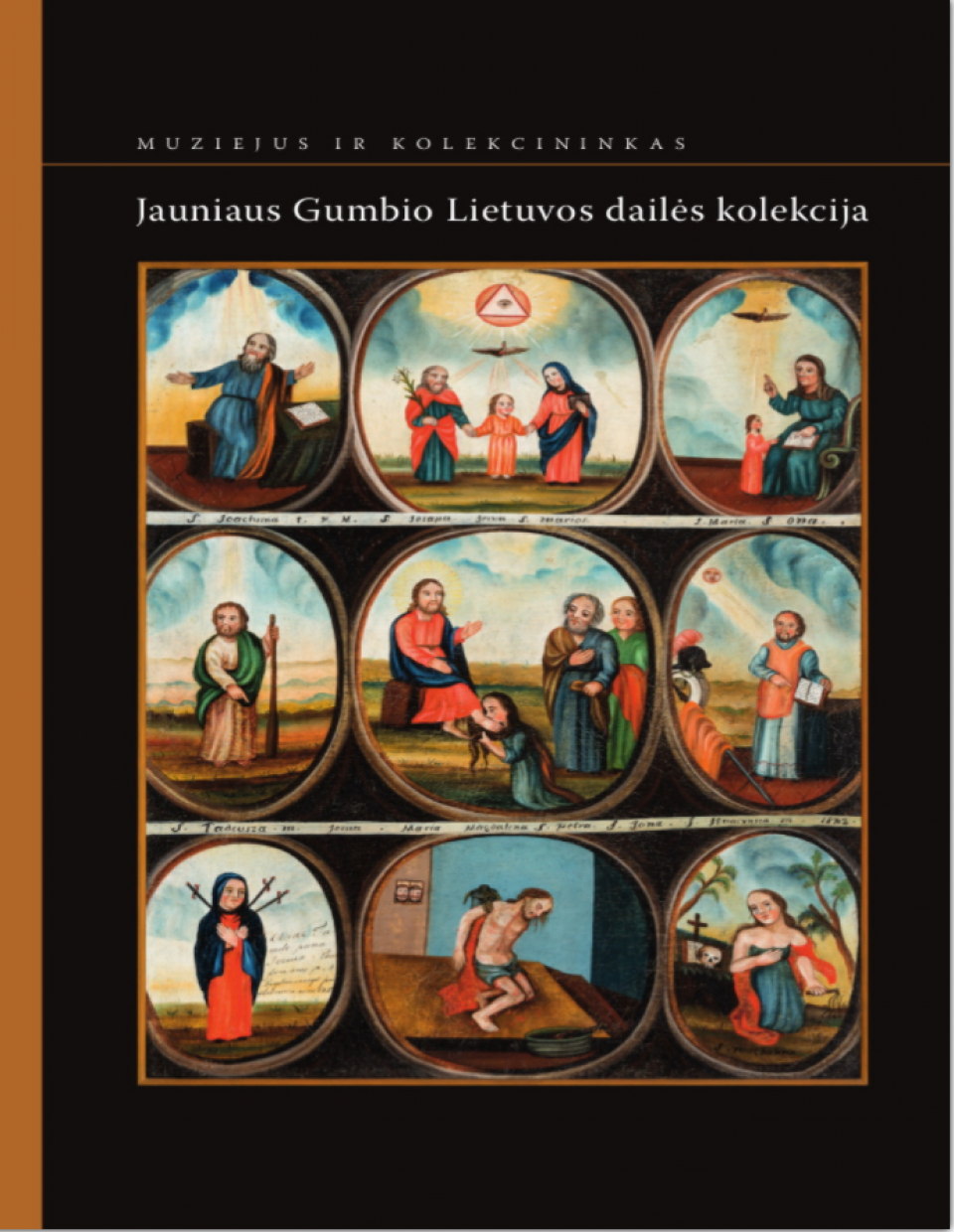 "Dr. Elvyda Lazauskaitė. Introduction. ""The Lithuanian art collection of Jaunius Gumbis"""