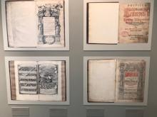 "The Exhibition ""The Collection of Lawyer Jaunius Gumbis: The Past Preserved in Books"""